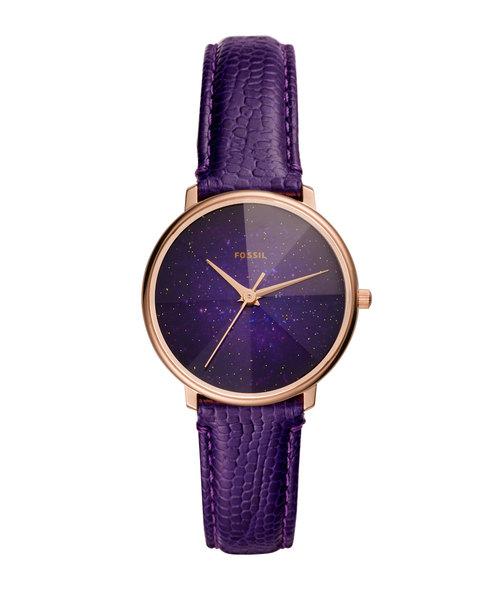 FOSSIL(フォッシル)の「【国内EXCLUSIVEモデル】PRISMATIC GALAXY ES4727(腕時計)」|パープル