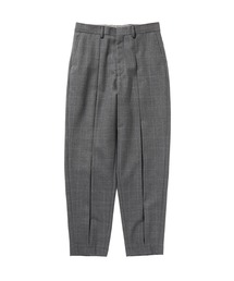 SPRING2020 WIDE TAPERED PANTSグレー系その他
