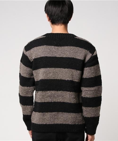 KAVU カブー バルーベアーセーター
