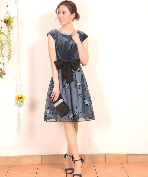 期間限定特別価格 【セール】フラワーベルベット Princess フロッキードレス(ワンピース) ONLINE|Dear Princess(ディアプリンセス)のファッション通販, 三豊郡:507b4746 --- blog.buypower.ng