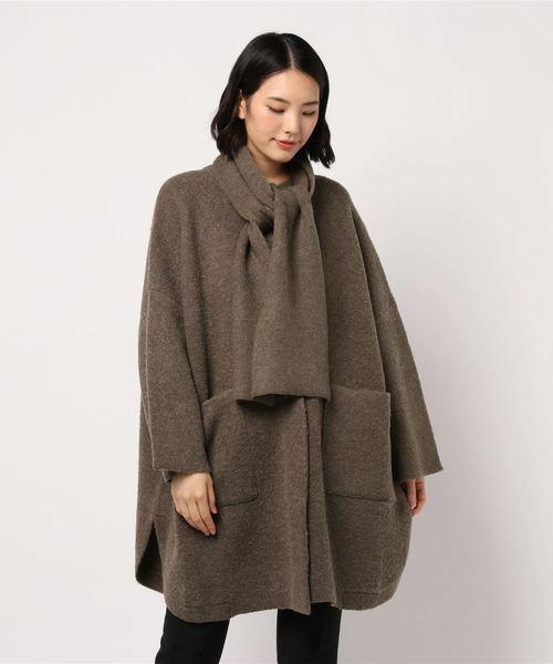 バーゲンで ブークレダブルフェイスニットコート/MARILYN marilyn MOON(ポンチョ)|Marilyn Moon(マリリンムーン)のファッション通販, KSPネット販売事業部:acfa563a --- steuergraefe.de