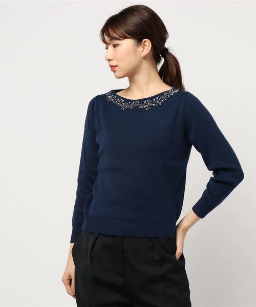 店舗良い ジェニーウール ニット(ニット/セーター)|STRAWBERRY-FIELDS(ストロベリーフィールズ)のファッション通販, トヨオカシ:eae3e69b --- 5613dcaibao.eu.org