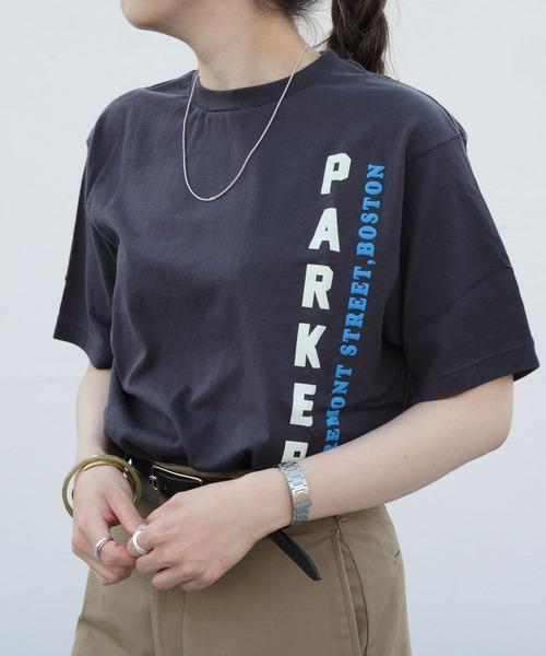 THE SHINZONE/シンゾーン パーカーTEE PARKER TEE