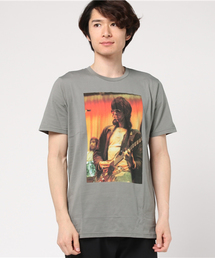 THE ROLLING STONES/KEITH 1978 プリント Tシャツ