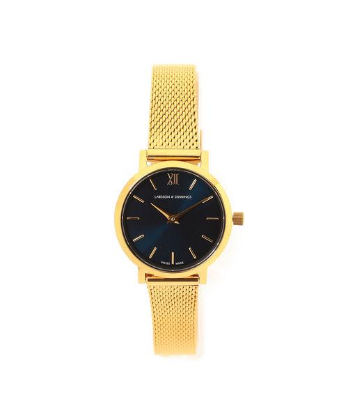 高級ブランド LARSSON&JENNINGS/ LUGANO Demi-Luxe solaris26 LUGANO 腕時計(腕時計)|Demi-Luxe BEAMS(デミルクス/ ビームス)のファッション通販, Mahoe Anela Shop:d7b4fe4b --- skoda-tmn.ru