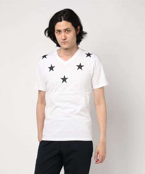 【WEB限定】スター プリントTシャツ