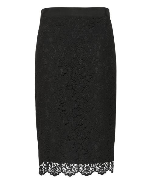 e26b3d0132da8 BANANA REPUBLIC(バナナリパブリック)の「レース ペンシルスカート(スカート)」