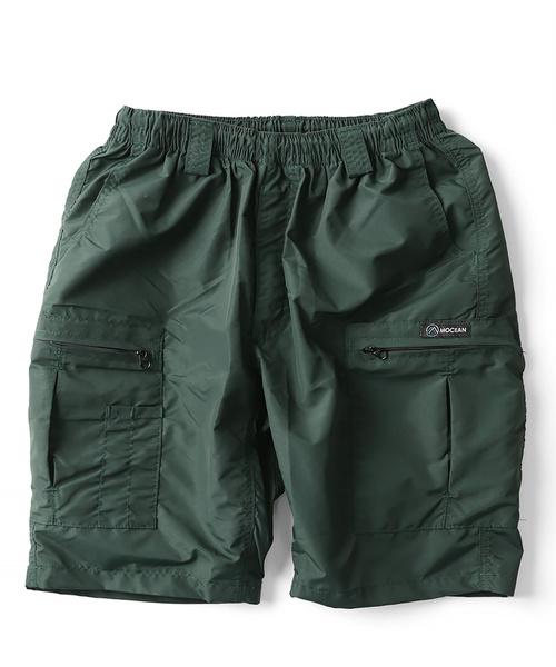 (お得な特別割引価格) 【セール】MOCEAN/モーシャン long pursuit long shorts/ロングパシュート ショーツ(パンツ)|FREAK