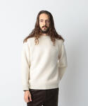 Steven Alan | <Steven Alan> HAMILTON LOOSE CREW NECK KNIT/ニット(ニット・セーター)