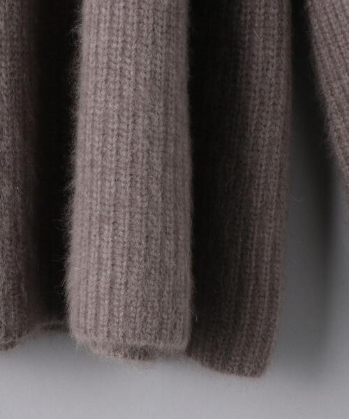 ELIN(エリン)の「<ELIN(エリン)>フレア ニット(ニット/セーター)」|詳細画像