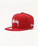 STUSSY | Kids Stock New Era Ball Cap(キャップ)