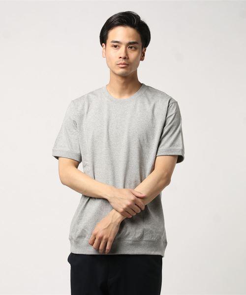 [United Athle/ユナイテッド アスレ] オーセンティック スーパーヘヴィーウェイト 7.1oz Tシャツ(サイドパネル)