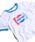 WEGO(ウィゴー)の「∴WEGO/PEPSI別注リンガーTシャツ(Tシャツ/カットソー)」|オフホワイト