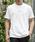 London Denim(ロンドンデニム)の「▼WEB限定【London Denimオリジナル】空紡糸天竺 / オリジナルロゴ プリント クルーネック Tシャツ(半袖)(Tシャツ/カットソー)」|詳細画像