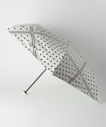<w.p.c>スカーフドット 折りたたみ 日傘