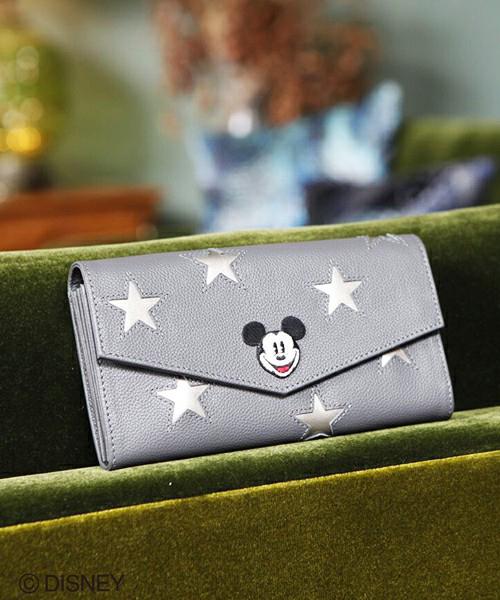 人気の ミッキーマウス/// スターレザーウォレット(財布) ACCOMMODE|Disney(ディズニー)のファッション通販, レッドウィング専門alkaya works:412c9bce --- 888tattoo.eu.org