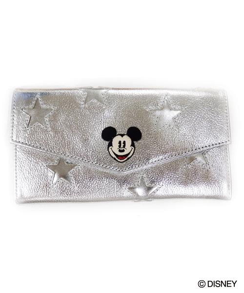 【即納】 ミッキーマウス/// スターレザーウォレット(財布)/|Disney(ディズニー)のファッション通販, 元気な苗 やまびこ園芸:d83eb283 --- 888tattoo.eu.org