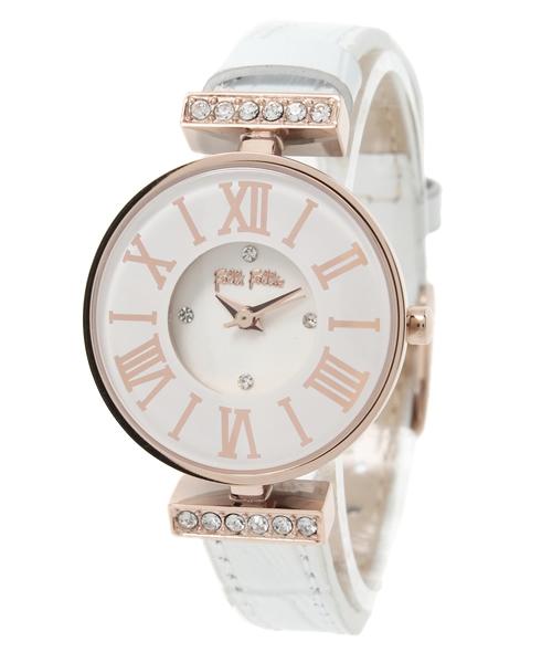 af1c5c36b6 Folli Follie(フォリフォリ)のMINI DYNASTY Watch (WH)(腕時計)
