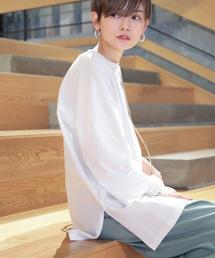 koe(コエ)のBIGサイズサイドスリットTシャツ(Tシャツ/カットソー)