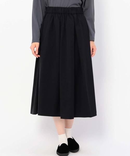 【おまけ付】 【MORRIS & SONS】タックギャザースカート WOMEN(スカート) Bshop|Morris & Sons(モリスアンドサンズ)のファッション通販, 福屋運動具店:2aaa1f65 --- fahrservice-fischer.de