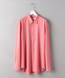 <OVERCOAT (オーバーコート) > ウール シャツ