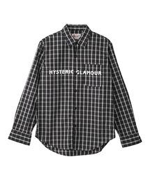 HYS No.5 レギュラーカラーシャツブラック