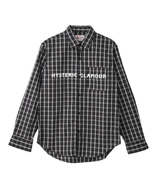 HYS No.5 レギュラーカラーシャツ