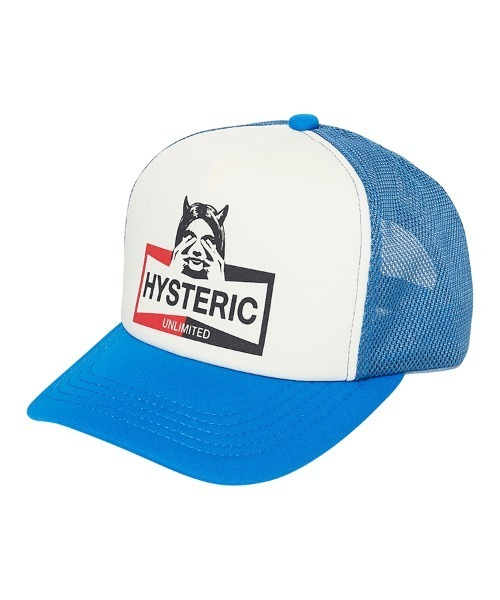 HYSTERIC UNLIMITED メッシュキャップ