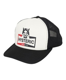 HYSTERIC UNLIMITED メッシュキャップブラック
