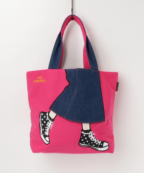【mis zapatos】ロングスカート トート