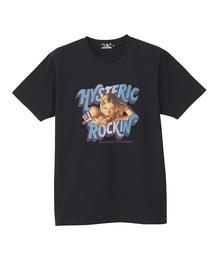 HYS ROCKIN プリント Tシャツ