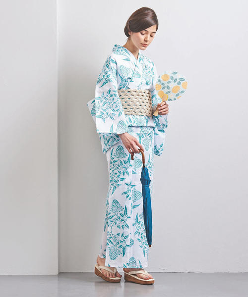 <KAGUWA>花神 浴衣