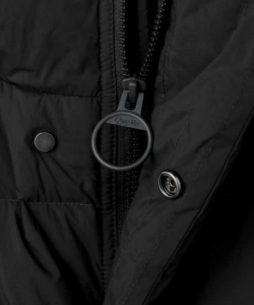 GYMPHLEX(ジムフレックス)の「【Gymphlex】ホワイトグース フードダウンジャケット MEN(ダウンジャケット/コート)」|詳細画像