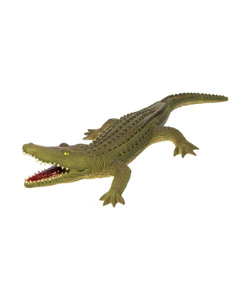 PUEBCO(プエブコ)の「RUBBER ANIMALS Alligator(フィギュア)」|その他