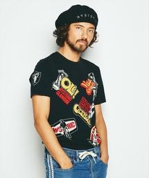 CLASSIC SCRATCH プリント Tシャツ