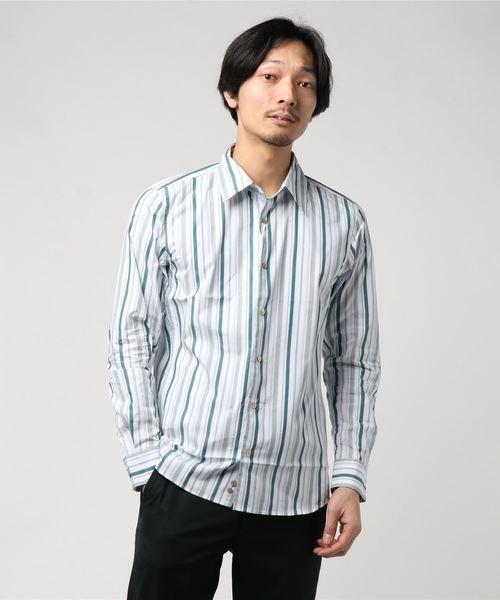 数量限定セール  【セール】COTTON SHIRT PATTERN HAMNETT ロンドン,COTTON SHIRT/ コットンパターンシャツ(シャツ/ブラウス)|KATHARINE HAMNETT LONDON (キャサリンハムネットロンドン)のファッション通販, 羽生市:d0c7b26b --- ulasuga-guggen.de