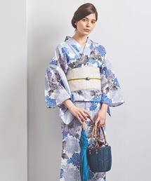 【WEB限定】<KAGUWA>菊牡丹 浴衣