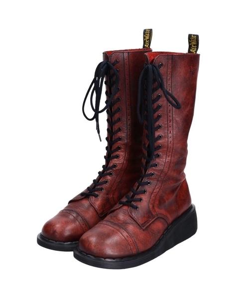 【本物保証】 【ブランド古着】16ホールブーツ(ブーツ)|Dr.Martens(ドクターマーチン)のファッション通販 - USED, イトイガワシ:266881fd --- altix.com.uy