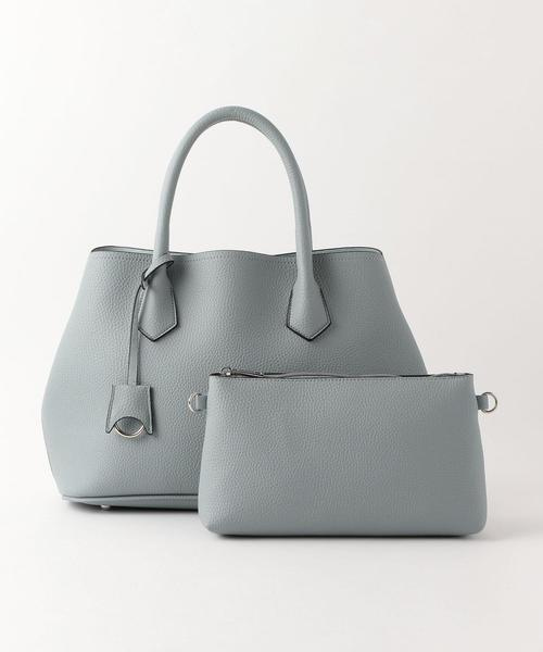 【WORK TRIP OUTFITS】★WTO CR BAG IN BAG トート・ショルダーバッグ�A