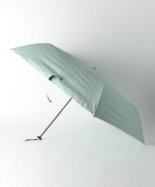 <because>Super Light ソリッド 折りたたみ 日傘