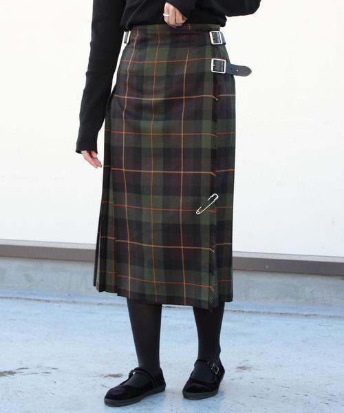 O'NEIL of DUBLIN/オニールオブダブリン キルトスカート KILT SKIRT #12477