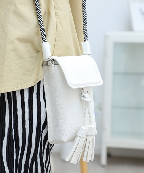 【chuclla】【2020/AW】Square mini shoulder bag  chas3