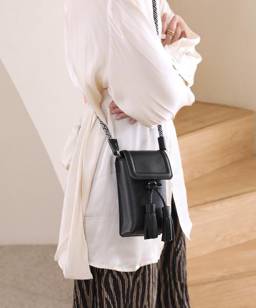 【chuclla】【2020/AW】Square mini shoulder bag  chas3