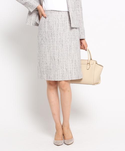 2019年最新海外 ツイードラメスカート(スカート)|INDIVI(インディヴィ)のファッション通販, ベビーとママの「すきやんはうす」:9863071b --- pyme.pe
