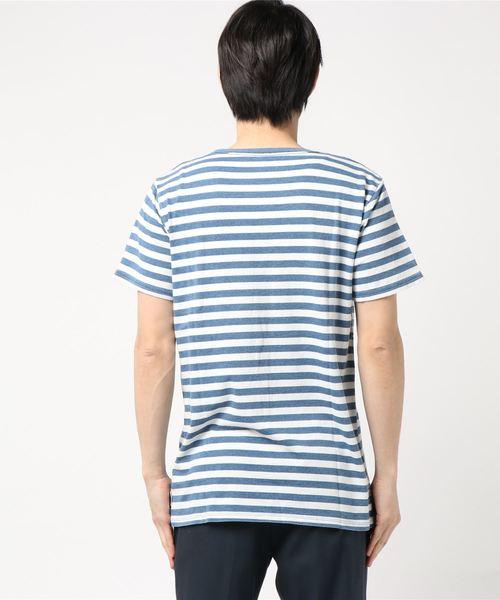 BILLABONG メンズ  INDIGO TEE Tシャツ
