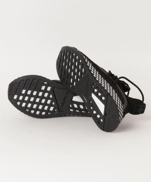 adidas Originals DEERUPT NEW RUNNER (コアブラック/コアブラック/ランニングホワイト)