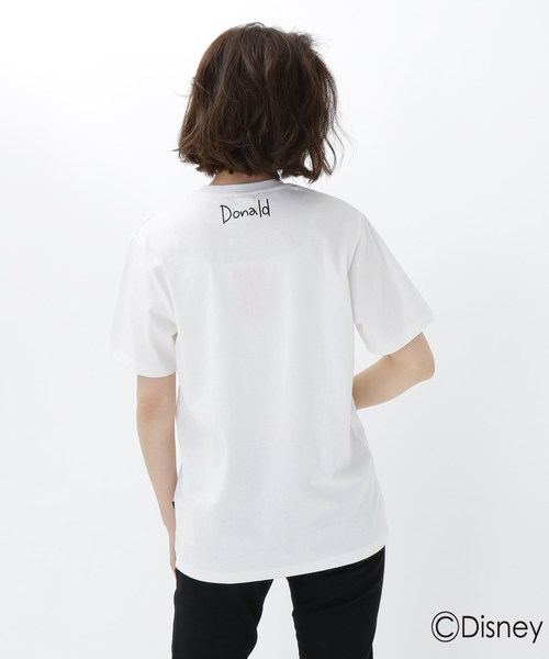 【WEB限定】 ドナルドダック シルエット
