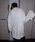 rovtski(ロフトスキー)の「rovtski 【トレンドのビッグシルエット】裏毛プリントオーバーサイズクルーネックトレーナー(スウェット)」|詳細画像