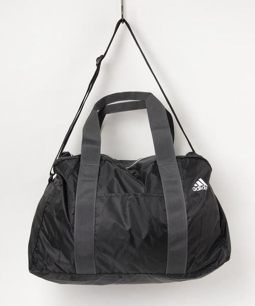 7baa1eee7cde adidas(アディダス)のイージーパッカブルボストンバッグ(ボストンバッグ)