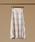 martinique(マルティニーク)の「martinique/チェックプリーツスカート(スカート)」|ホワイト系その他